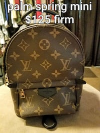 LV Palm Spring mini backpack Pasadena, 21122