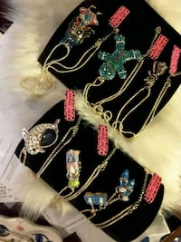 NEW Necklaces by Betsey J.  ]SLASHED PRICES