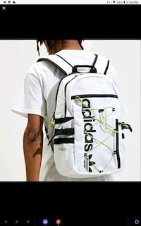 BRAND NEW ADIDAS BUNGEE BACKPACK