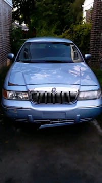 2000 Mercury Grand Marquis Detroit