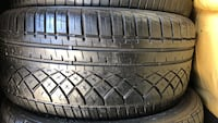 265/35/20 continental tire  Los Angeles, 90003