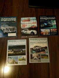 Car magazines  Surrey, V4N 5M2