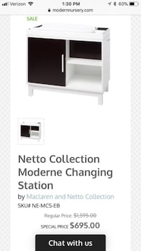 Netto Collection Changing Station Agoura Hills, 91301