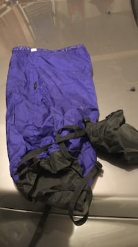 Large capacity stuff sack for camping MEC Calgary, T3K 0V3