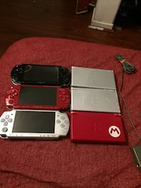 Only all 3 Nintendo ds left power cords included Montgomery Village, 20886