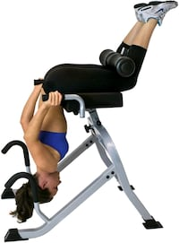Teeter DEX II Inversion Chair Core Training Workout Exercise System