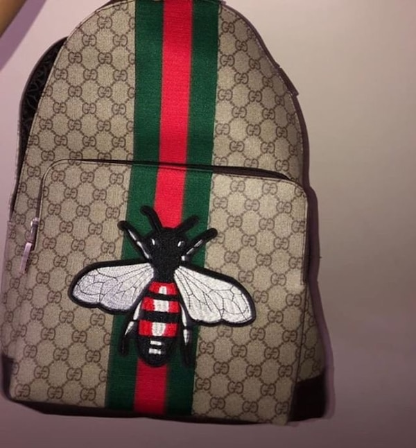 788e4b91c71f Used Gucci Backpack for sale in Loganville - letgo