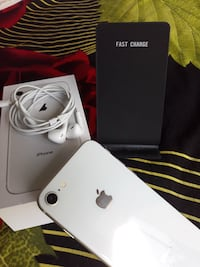 iPhone 8 Silver 64GB