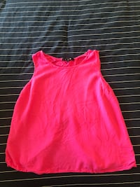 Women's Tank with Open Back  Markham, L3R