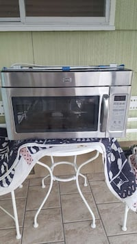 Used Brand New Maytag Overhead Microwave Toaster For Sale