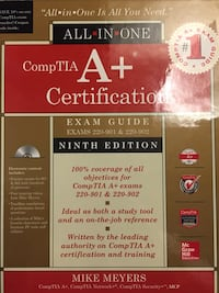 CompTIA A+ Certification All-in-One Exam Guide, Ninth Edition (Exams  [TL_HIDDEN] 2) 9th Edition Denver, 80222