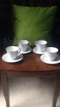 Fine China tea cups and saucers  Frederick, 21702