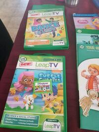 four assorted Nintendo Wii game cases Edmonton, T6R 0E7