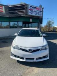 2014 Toyota Camry Clean Title Waldorf