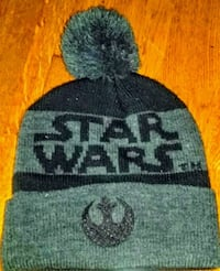 Star Wars Men's Knit Beanie - NEW Silver Spring, 20906