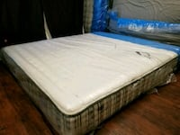 New Queen mattress coil. DELIVERY available. Bed not included 285 Edmonton, T5Y 0K2