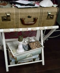 Shabby Chic luggage stand Seal Beach, 90740