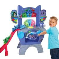 PJ MASKS SAVE THE DAY HQ (Big) Light & Sound Garland, 75042
