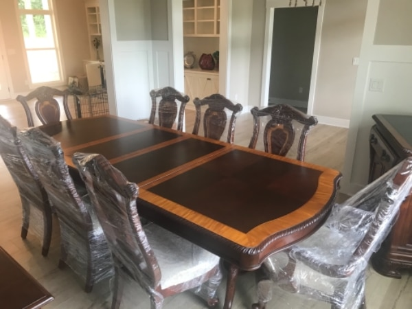 Havertys Dining Room Table And Chairs Usado En Venta ATLANTA