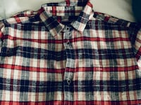 Brand new youth size 14 long sleeve flannel shirt Derry, 03038