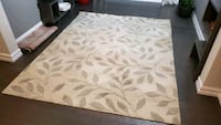 8' X 10' AREA RUG FROM HAVERTYS  Lewisville