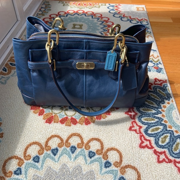 Coach Satchel - excellent condition