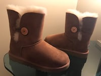 Ugg Bailey Button Toddler Boots Size 1. New in box.  Price is firm. Clinton, 20735