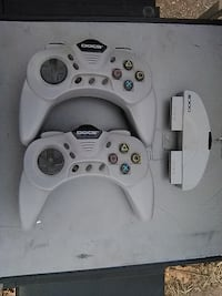 PS1 Wireless controllers Washington