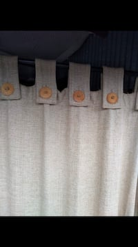 3 panel room divider fabric wrought iron from Pier One Ocala, 34473