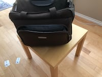 black and gray luggage bag Maple Ridge, V2X 8R6