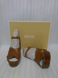 Michael Kors sandals Size 8.5. Retail $170.Brown. Portsmouth, 23703