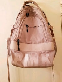 VS PINK BOOK BAG...USED