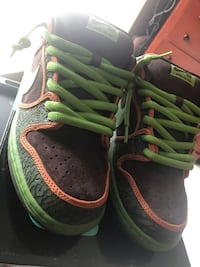 Nike Dunk SB De La Soul 10.5 men's Ashburn, 20147
