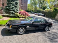 1986 Ford Mustang New York