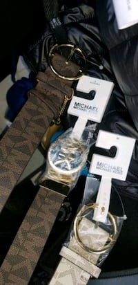 Different Michael Kors belts