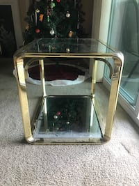 Mirrored side table Columbia, 21046