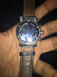 Silver fossil watch  Toronto, M1L 0A4