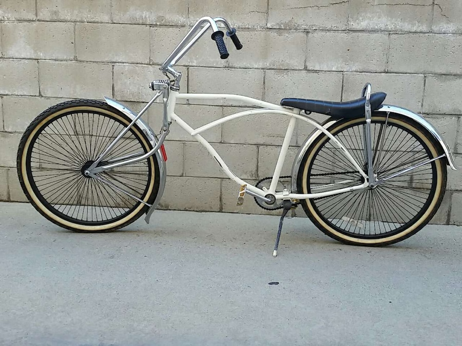 Used Beach Cruiser Bicycle For Sale