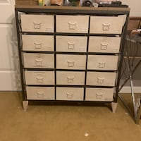 Urban Outfitters Apothecary Chest