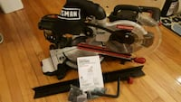 "10"" sliding compound miter saw with stand Ridgely, 21660"