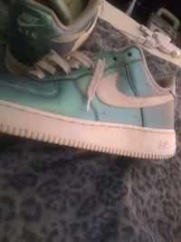Nike Air force 1's metallics Las Vegas, 89106
