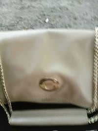 women's white leather sling bag Vancouver, V6A
