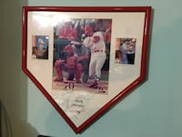Mark McGwire special collectors frame Los Angeles, 91607