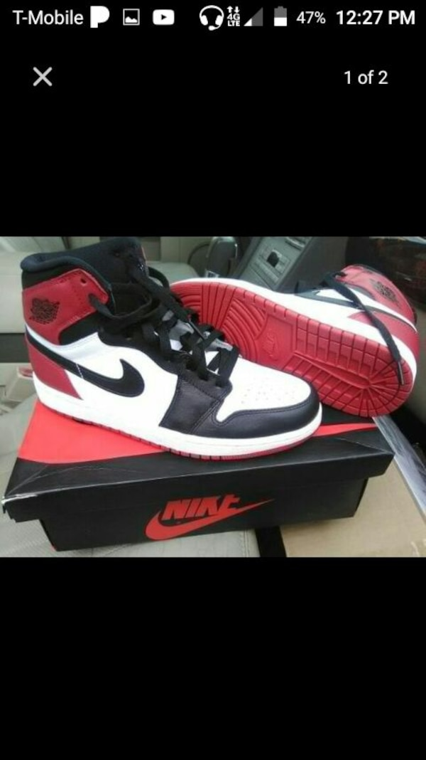 fa6b38da3db389 Used air jordan 1 chicago with bxo for sale in Houston - letgo