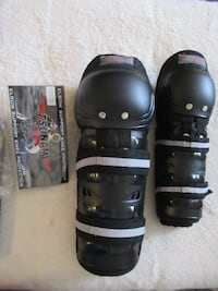 Pair of new Tsunami Elbow Support & Knee Protectors (4 pieces)