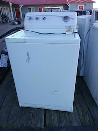 white top-load washer Saint Francis, 67756
