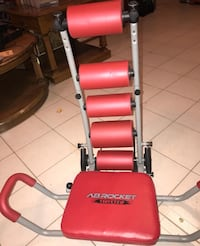 AB Rocket Twister (brand new, barely used) 561 km