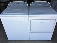 Whirlpool Cabrio Washer and Dryer Set Flowood, 39232