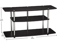 Wide tv stand and shelf Eugene, 97403