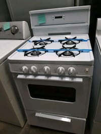 24IN. GAS STOVE WORKING PERFECTLY 4 MONTHS WARRANTY
